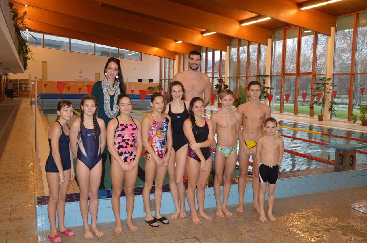 Bajnai Nóra - Sportpszichológiai foglalkozás úszók részére